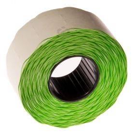 Roheline Blitz-Meto hinnapüstoli etikett 26x12mm, rullis 1400tk