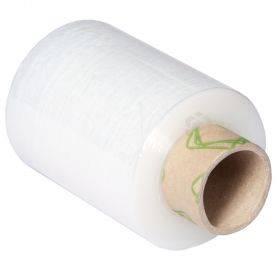 Käsipakkekile Stretch Minirull laiusega 10cm paksusega 23mic, rullis 140m