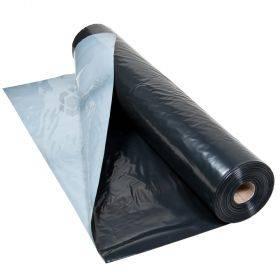 Must-valge puidukattekile 2,4m lai, rullis ca 140jm