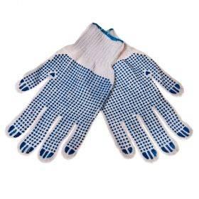 Sinised 2-niidiga kootud sõrmikud kummipunktid mõlemal pool nr. 10