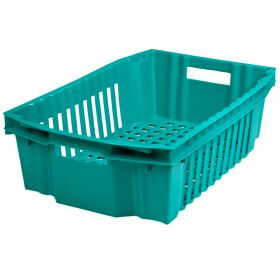 Roheline plastikkast Efekt max 28L / 14kg
