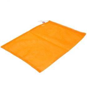 Nööriga polüesterkangast oranz kott 30x38cm