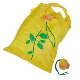 Polüesterkangast kokkupandav kott ''Roos''