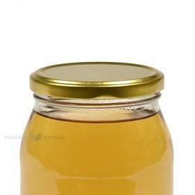 Kuldne kaas klaaspurgile diameetriga 82mm