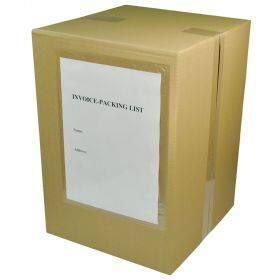 Kleebitav dokumenditasku A4, pakis 100tk