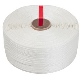 Tekstiilist pakkelint 16mm lai, rullis 850m