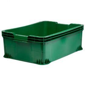 Roheline plastikkast Universaal max 48L / 25kg