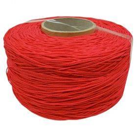 Punane kummipael sidumise masinale 1kg, rullis 1000m