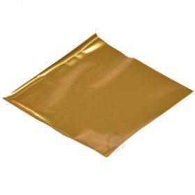 Kuldne vaakumkott 20x20cm, pakis 100tk